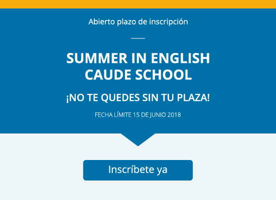 summer in english caude school